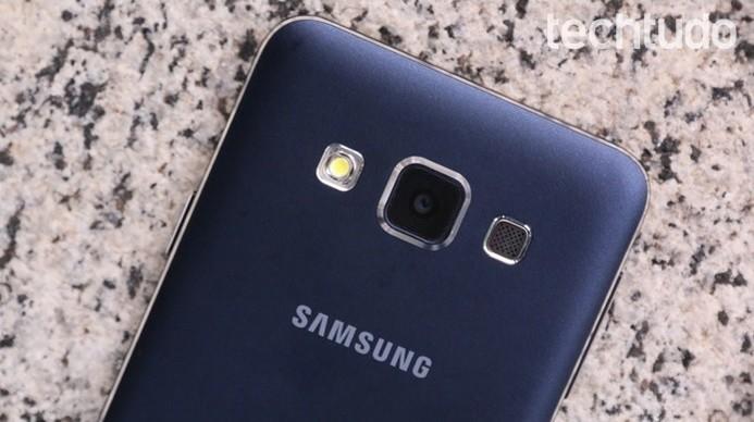 Samsung Galaxy A3 5 (Foto: Lucas Mendes/TechTudo)