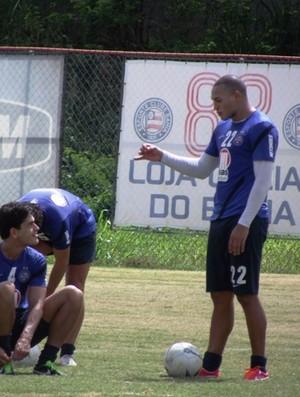 Titi Bahia (Foto: Divulgação / Esporte Clube Bahia)