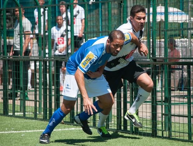Cruzeiro Wellington Paulo Vasco Léo Guerra Brasileiro de showbol (Foto: Luiz Carlos Quadro Jr/Divulgação)