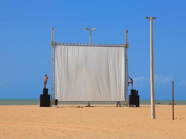 1ª Mostra de Cinema de Gostoso acontece de 22 a 26 de novembro (Foto: Divulgação/Assessoria)