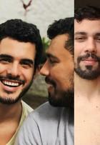 Veja Alexey Martinez, do 'The Voice', em fotos fofas com o marido