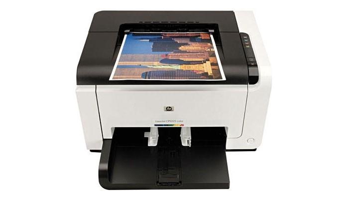 Impressora a laser colorida (Foto: Divulgação/HP)