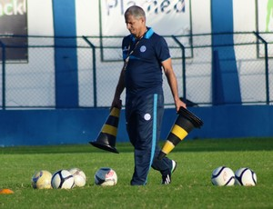 Fahel disse que time será o mesmo (Foto: Felipe Martins/GLOBOESPORTE.COM)