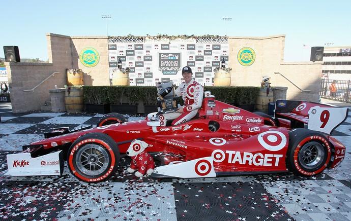 Scott Dixon vitória fórmula Indy (Foto: Getty Images)