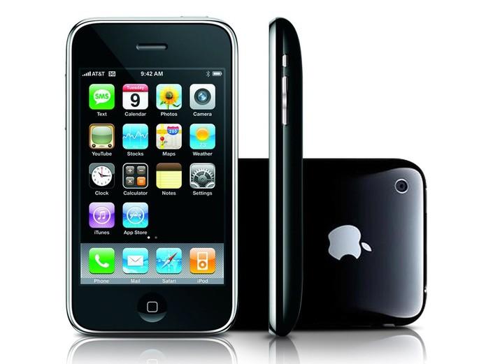 Aparelhos antigos como o iPhone 3GS podem oferecer uma péssima experiência ao usuário (Foto: Divulgação/Apple)