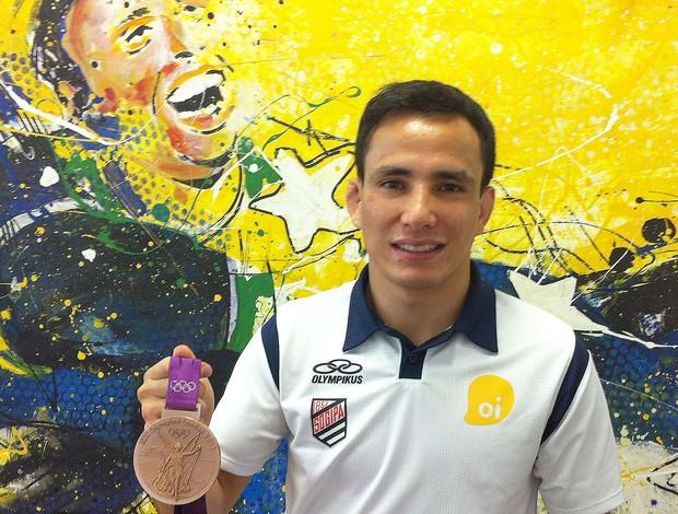 Judo, brasil, Felipe Kitadai (Foto: Reprodução / Twitter)