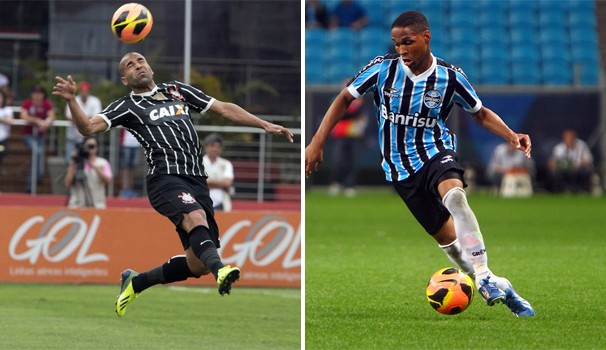 Futebol 2013 (Foto: Agência Corinthias / Site Oficial / Lucas Uebel / Grêmio FBPA)