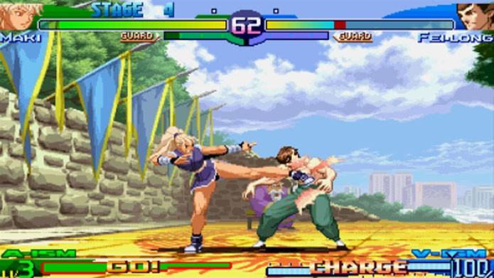 Street Fighter Alpha 3 MAX (Foto: Divulgação)