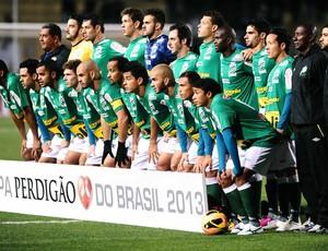 Corinthians x Luverdense (Foto: Marcos Ribolli)