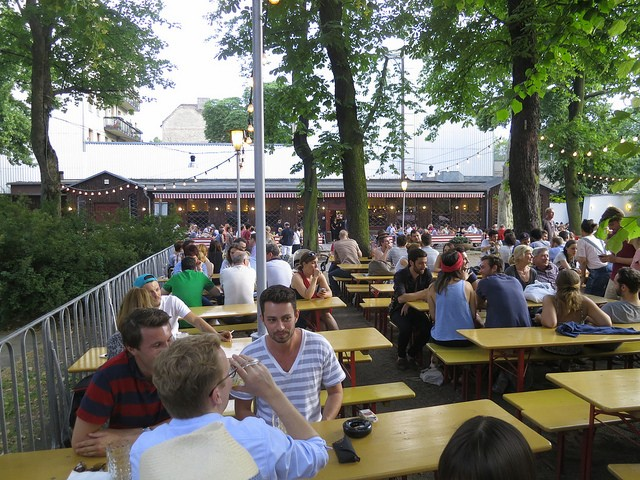 Prater Biergarten (Foto: Flickr/Creative Commons)