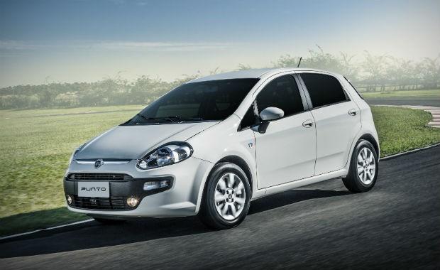 Fiat Punto Itália (Foto: Divulgação)
