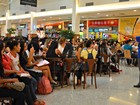 No Acre, estudantes que vão fazer Enem 2016 têm aulas em shopping