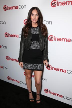 Megan Fox em evento em Las Vegas, nos Estados Unidos (Foto: Todd Williamson/ Getty Images)