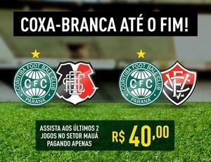 Promoçao 2 jogos finais no Couto