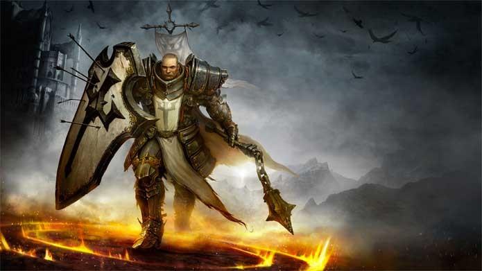 Diablo 3 Reaper of Souls em oferta na PSN (Foto: Divulgação/Blizzard)