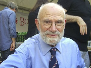 O professor de neurologia da Universidade de Columbia, Oliver Sacks