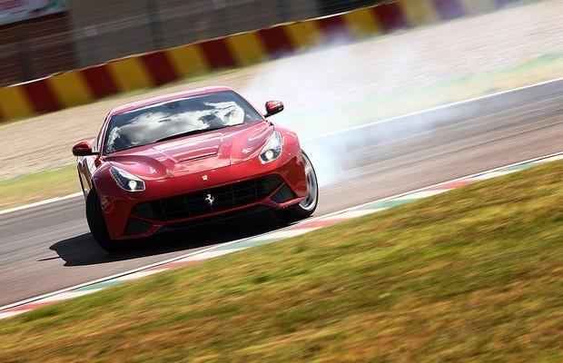 Ferrari F12berlinetta (Foto: Ferrari)