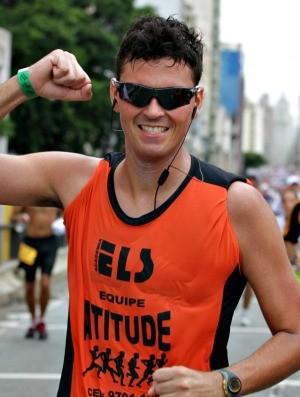Nicholas sincronizado euatleta (Foto: Arquivo Pessoal)