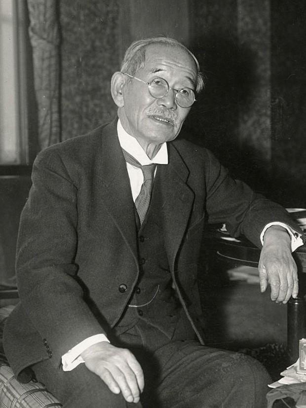 O atleta japonês Jigoro Kano (Foto: Reprodução/Wikimedia Commons)
