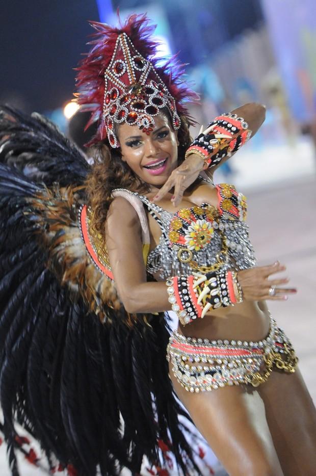 Quitéria Chagas (Foto: Diego Mendes / Primeira Linha no Carnaval)
