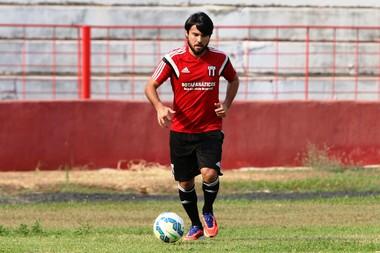 Helton Luiz, meia do Botafogo-SP (Foto: Helton Luiz, meia do Botafogo-SP)