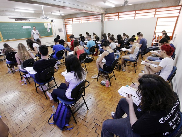 Segunda fase do vestibular da UEL começa no domingo (4) (Foto: Divulgação/UEL)