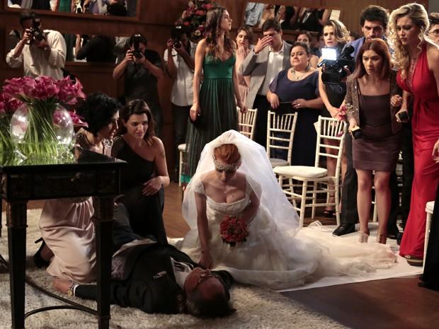Lara - tragédia no casamento