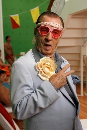 Orlando Drummond (Foto: Globo)