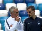 França se concentra no Uruguai após a euforia da vitória sobre Argentina