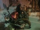 Irmãos batem motos de frente e um deles morre no interior do Piauí