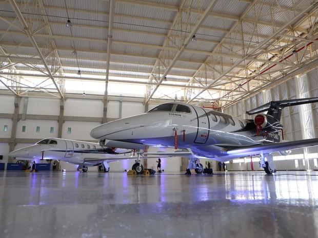 embraer - [Brasil] Embraer inaugura centro de serviços para jatos executivos em Sorocaba 1_foto_2