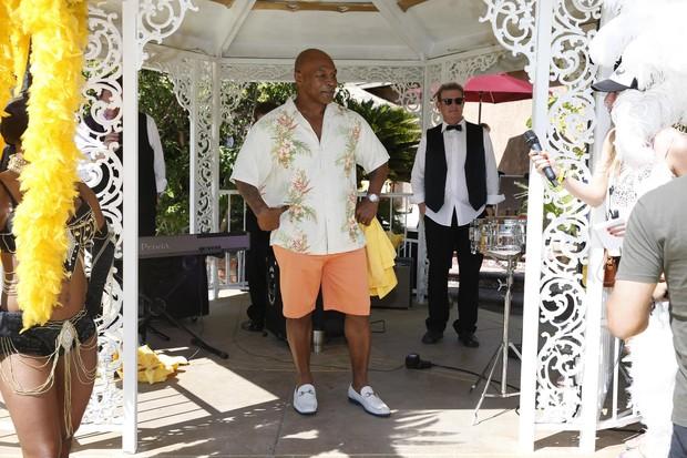 Mike Tyson (Foto: Felipe Panfili/Ag.News)
