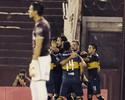 Lodeiro marca, Boca supera susto inicial e vence de virada para liderar com o River