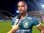 Gabriel Valongo dispara contra a arbitragem no empate do Luverdense