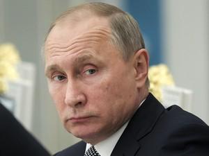 Presidente russo Vladimir Putin durante reunião em Moscou nesta segunda, 19 de dezembro de 2016