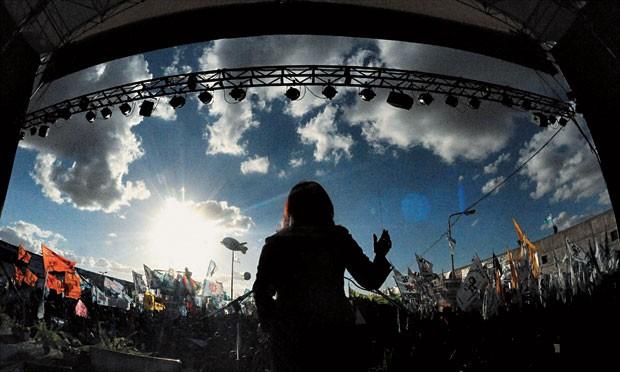 Cristina  (Foto: AFP)