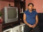 Morre em CG bebê com microcefalia (Reprodução/TV Paraíba)