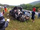 Cinco vítimas de acidente na BR-376 são de Santa Catarina, diz IML