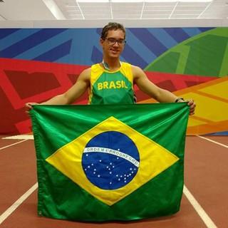 Marcos Perez (Foto: Divulgação / Equipe Fast Wheels)