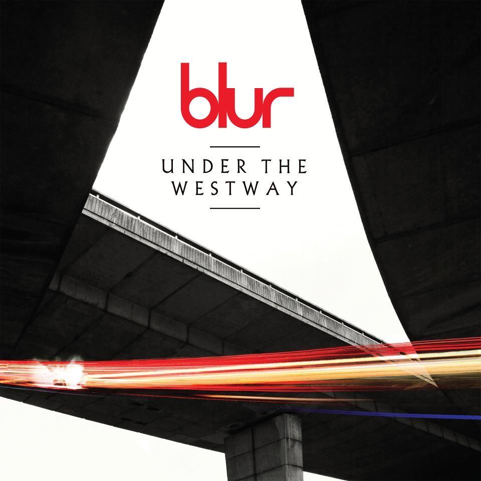 Capa do single 'Under the westway' do Blur (Foto: Divulgação)