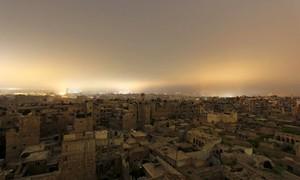 Damasco corta rota de fornecimento a rebeldes em Aleppo; Paris condena