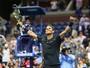 De virada, Nadal despacha japonês e avança à 3ª rodada do US Open