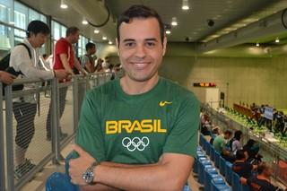 Bruno Heck tiro esportivo (Foto: Raphael Marinho)