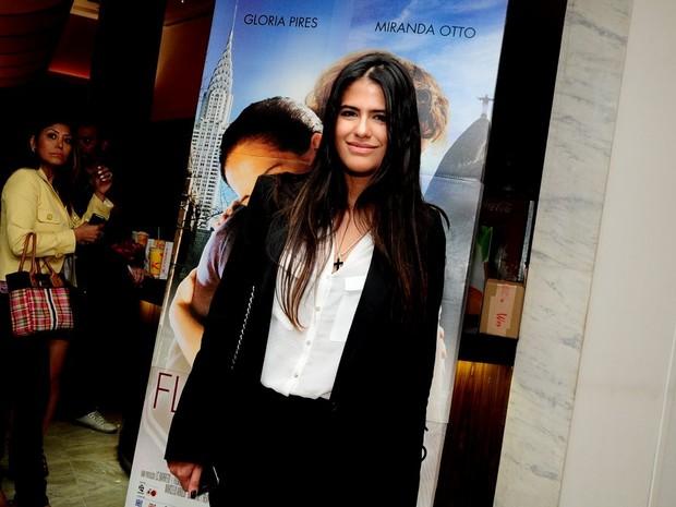 Antonia Morais (Foto: Roberto Teixeira / EGO)