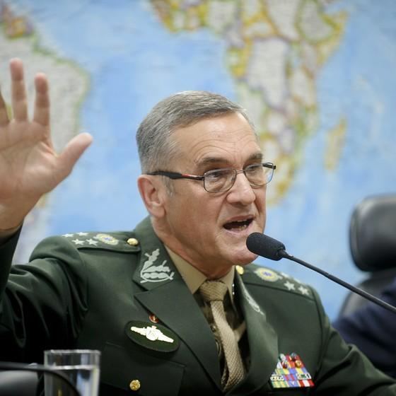 O Comandante do Exército, Eduardo Dias da Costa Villas Bôas (Foto: Agência Senado)