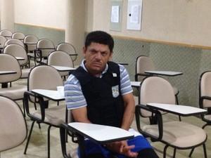 José Derivaldo (Foto: Michelle Farias/G1)