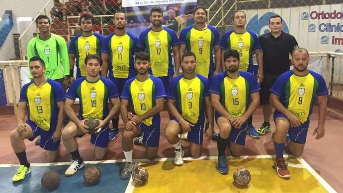 Time Tupã venceu primeiro turno da competição realizado em Itaituba (Foto: Divulgação/ABSC Tupã)