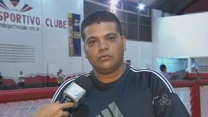 Kelson Costa, coordenação da Copa Gospel Amapá (Foto: Reprodução/TV Amapá)