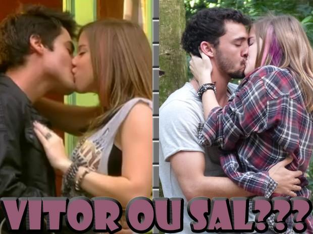 Sal, Vitor e Lia (Foto: Malhação/ TV Globo)