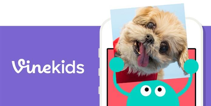 Vine Kids é uma versão para crianças do serviço de vídeos (Foto: Divulgação) (Foto: Vine Kids é uma versão para crianças do serviço de vídeos (Foto: Divulgação))